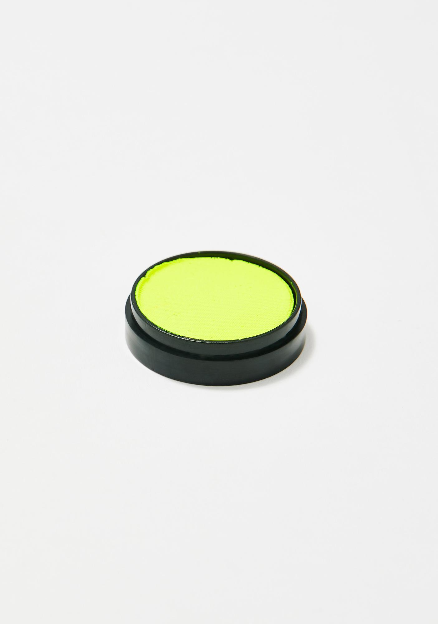 Go Get Glitter Ring Light Neon Face N' Body Paint Pot