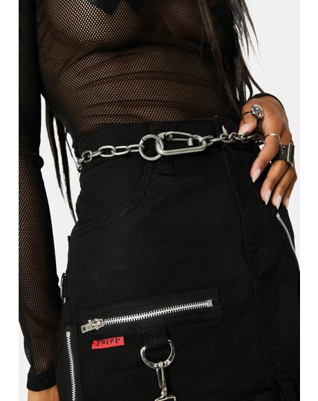 Got It Bad Chain Link Belt