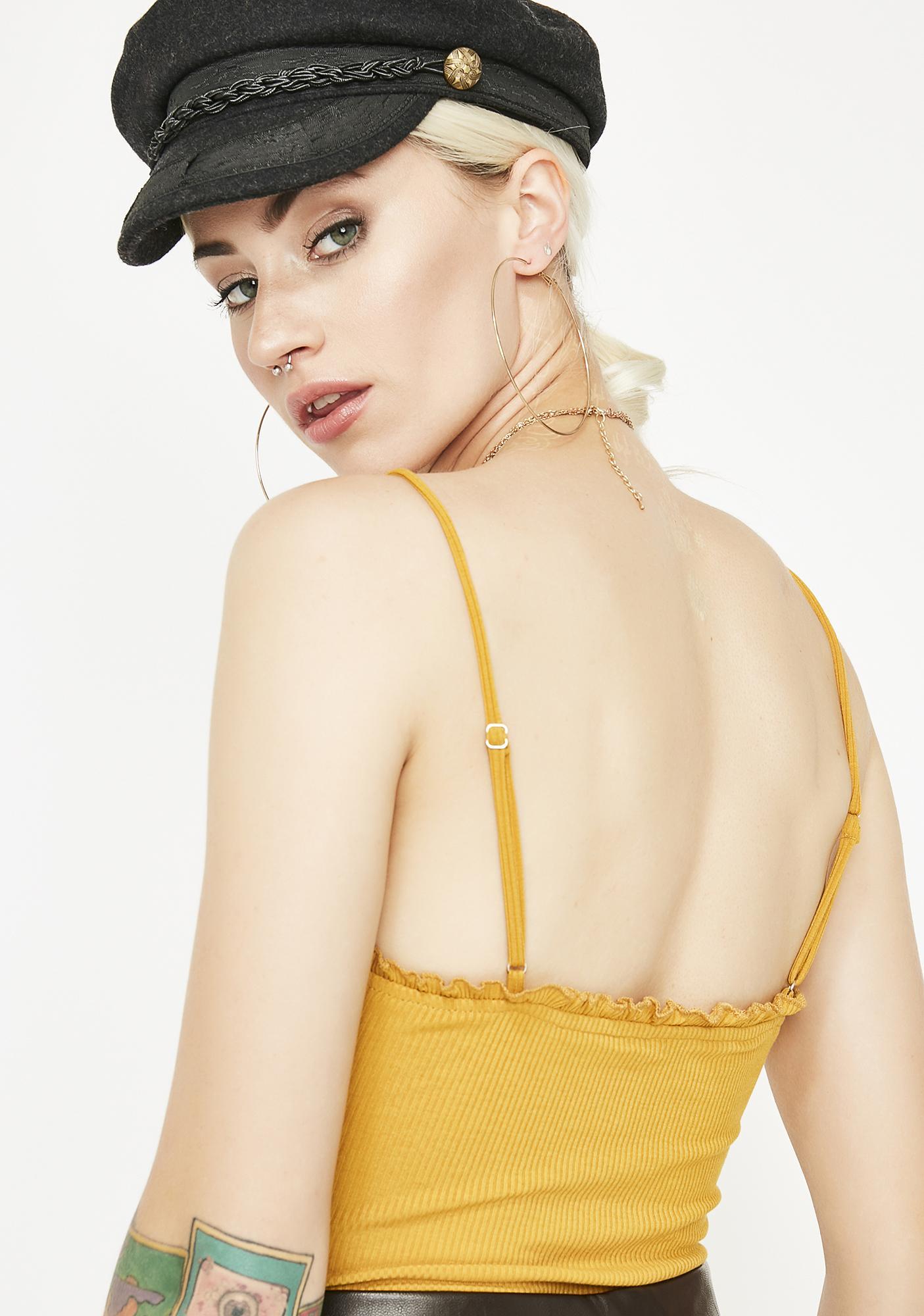 Sunny Leadin' Lady Cami Bodysuit