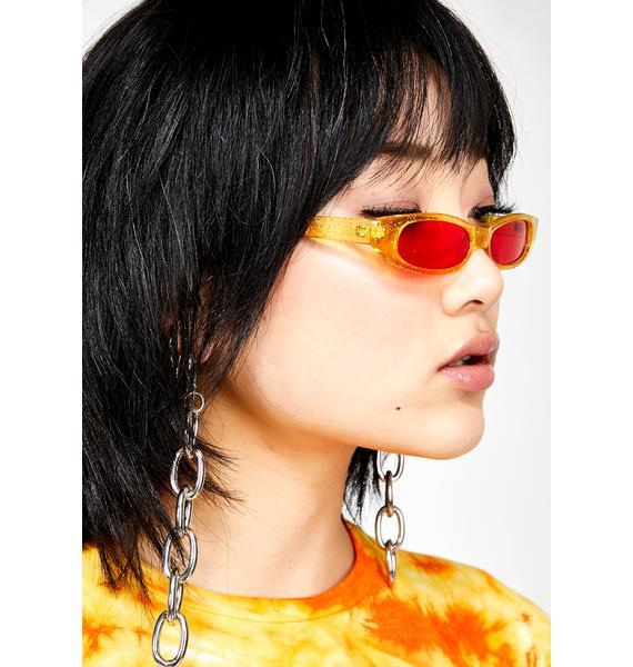 Giant Vintage Qats Sunglasses