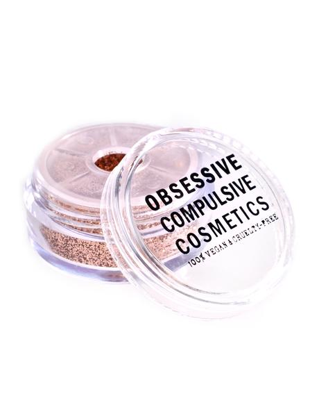 Beige Cosmetic Glitter