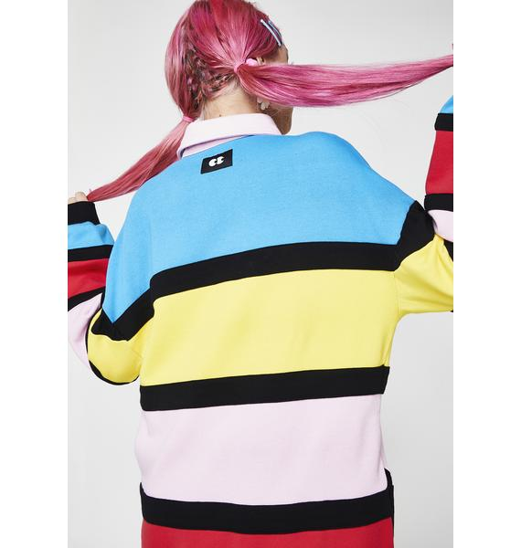 Lazy Oaf End Of The Rainbow Dress