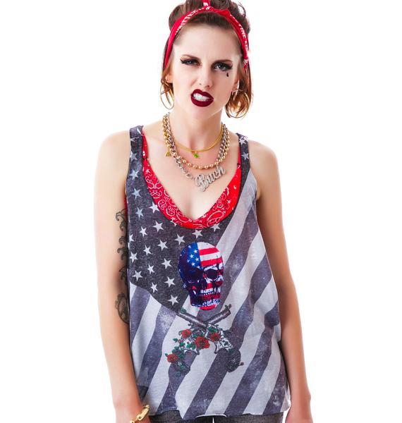 America Fuk Yeah Tank