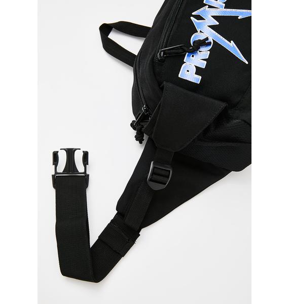 BROKEN PROMISES CO Roadie Tactical Waist Bag