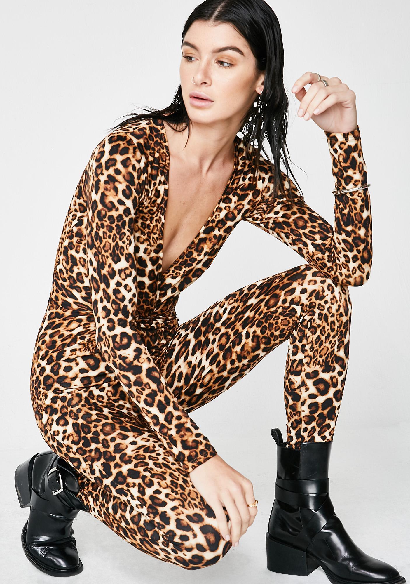 Sassy Kitty Jumpsuit
