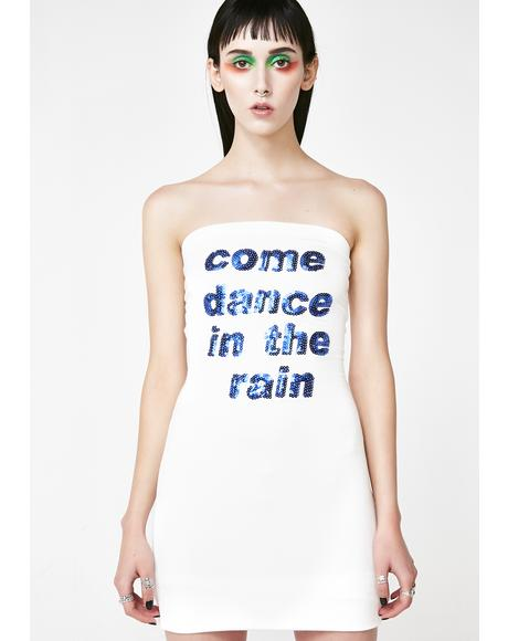 Come Dance In The Rain Dress