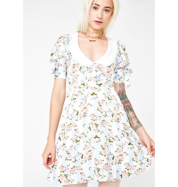 For Love & Lemons St Louis Mini Dress
