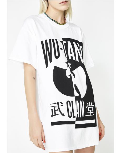 Wutang Gang Split Teec