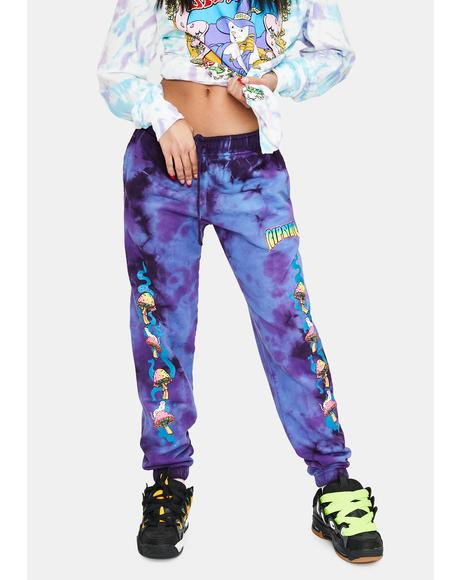 Psychedelic Sweatpants