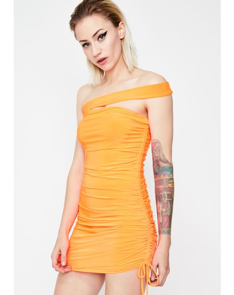 Babe Energy Mini Dress