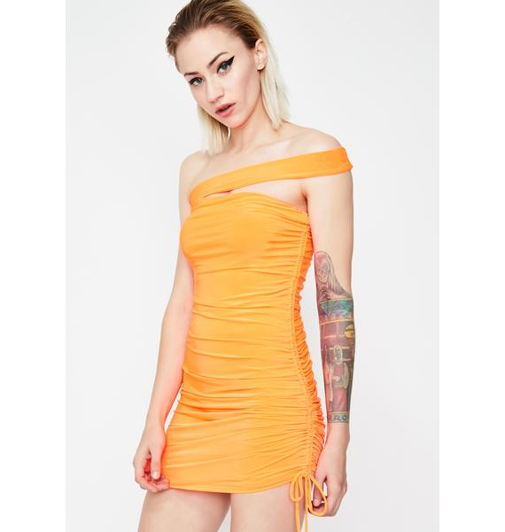 Babe Energy Mini Dress