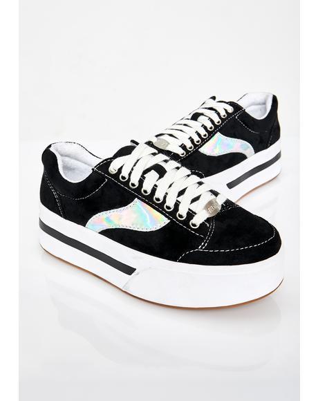 Cosmic Kick Skater Sneakers