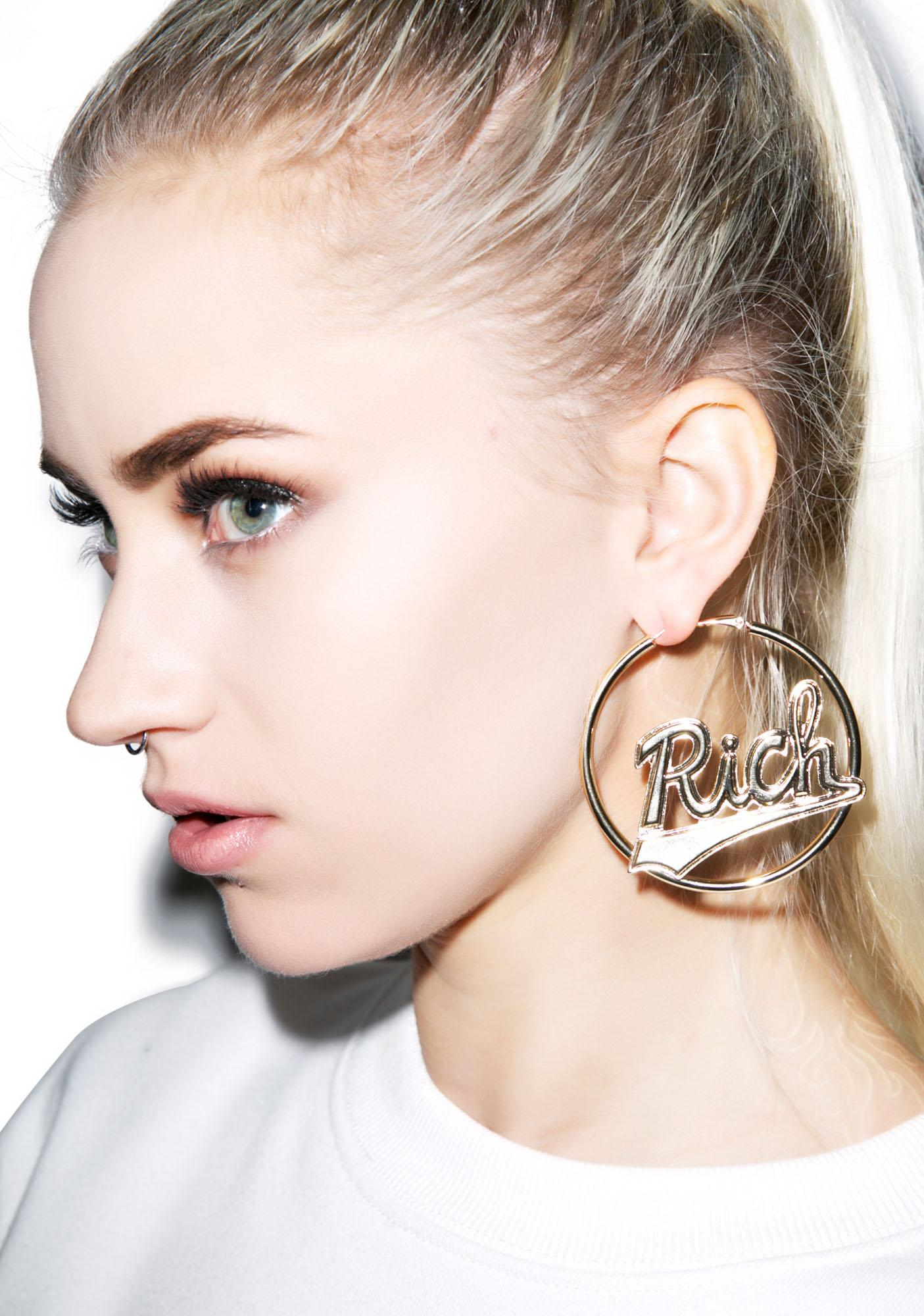 Joyrich Rich Hoop Earrings