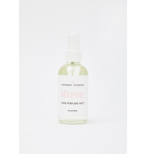 Lavender Stardust Rose Hair Perfume Mist