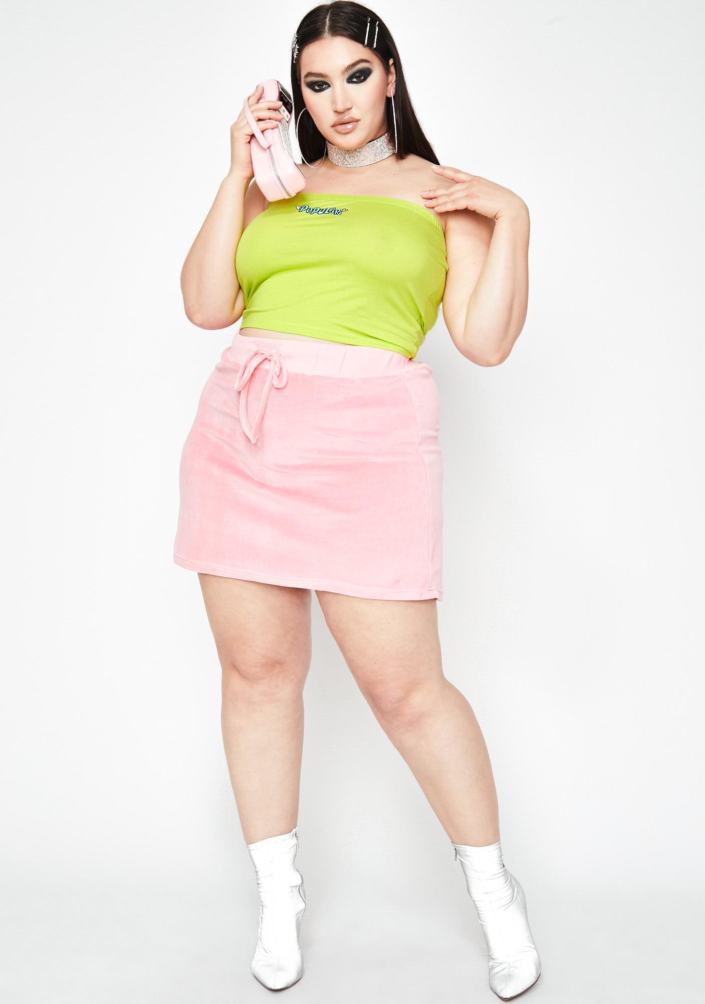 HOROSCOPEZ Miss Sassy Socialite Tube Top