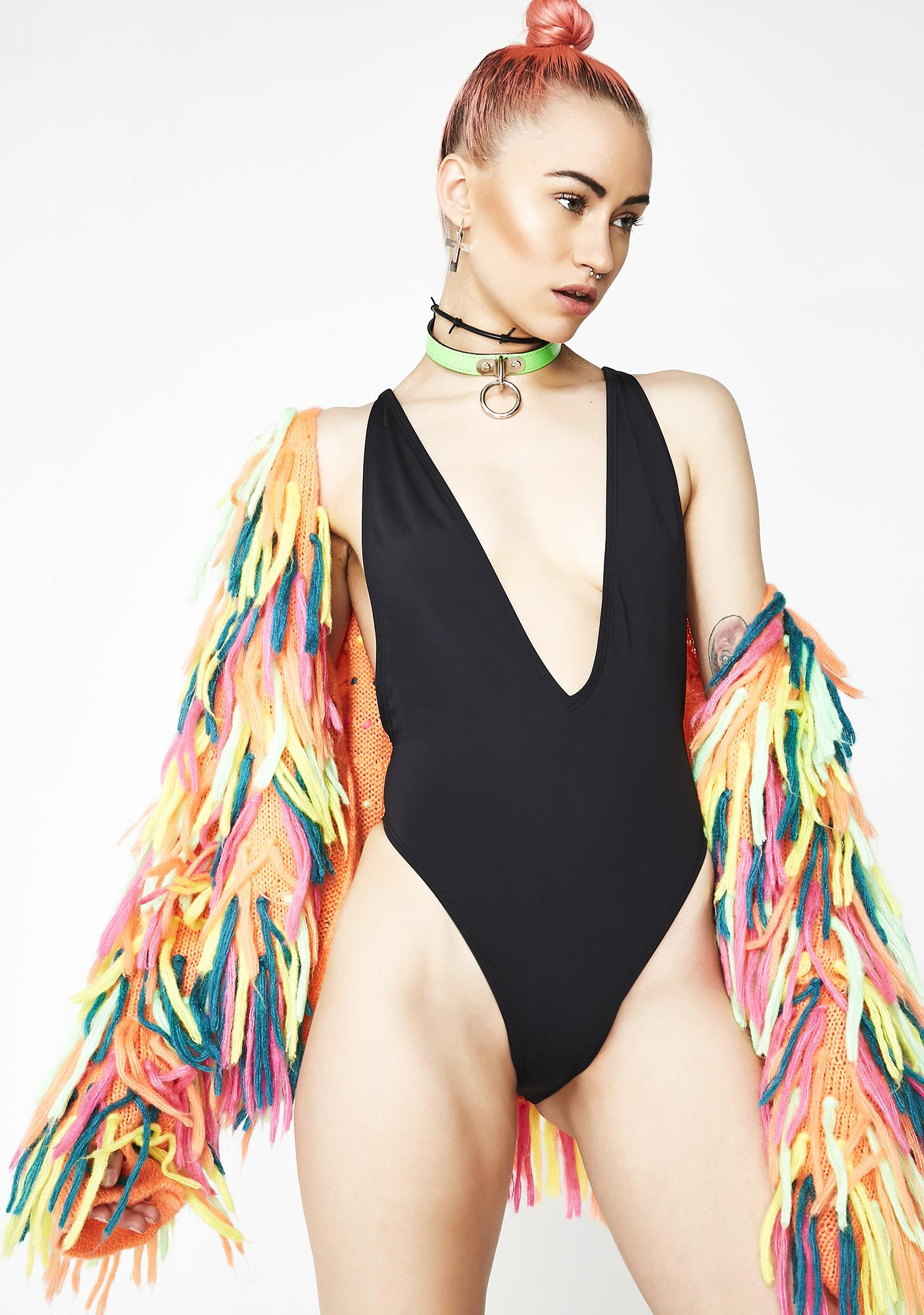 Toxic Fantasy Deep V One Piece