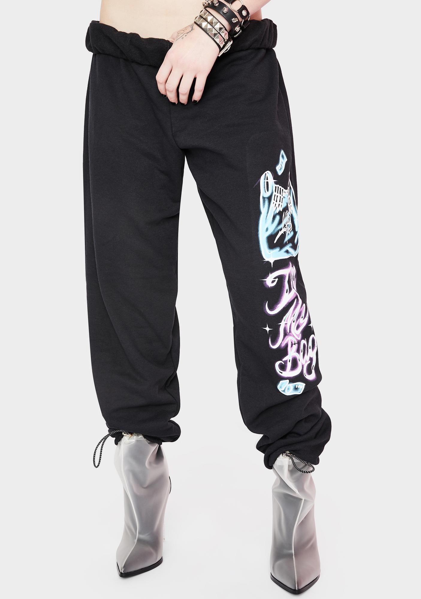 Samborghini In My Bag Graphic Sweatpants