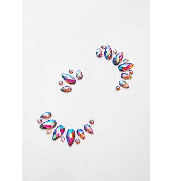 Projekt Glitter Aphrodite Face Gems