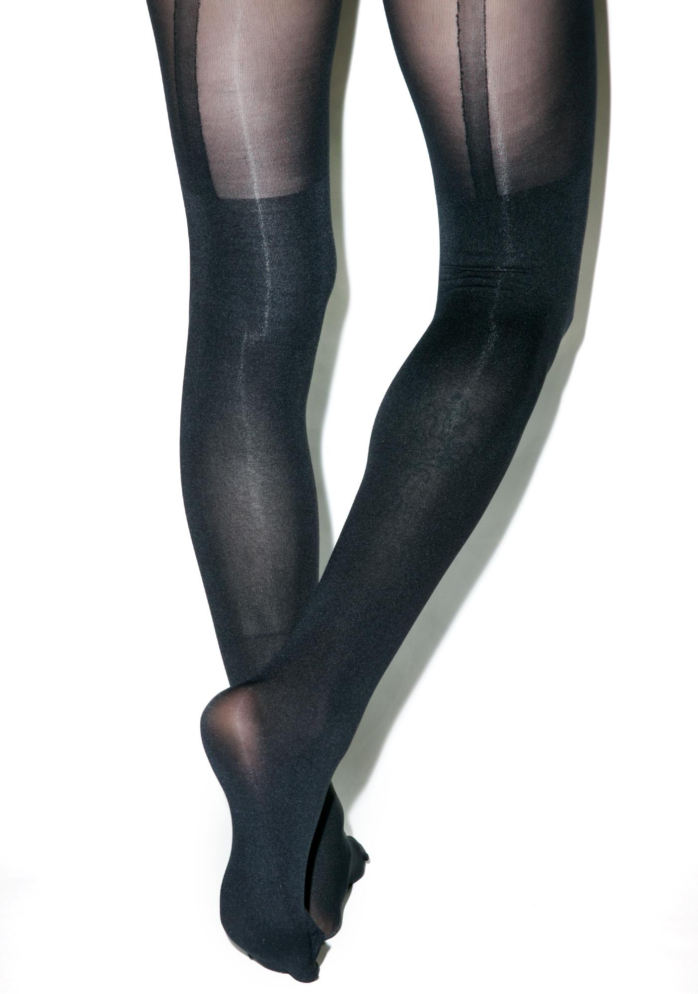 Pretty Polly Christmas Tree Tights