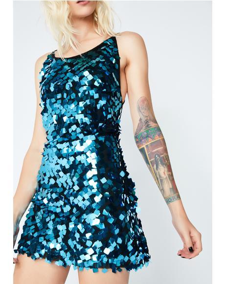 Sapphire Frankie Dress