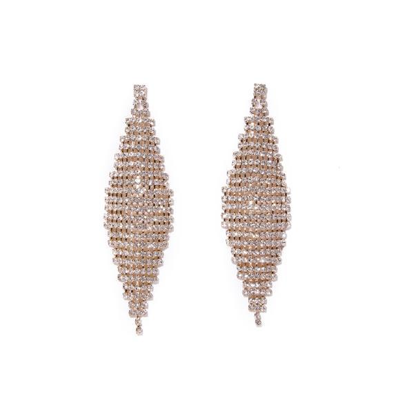 So Icy BB Earrings