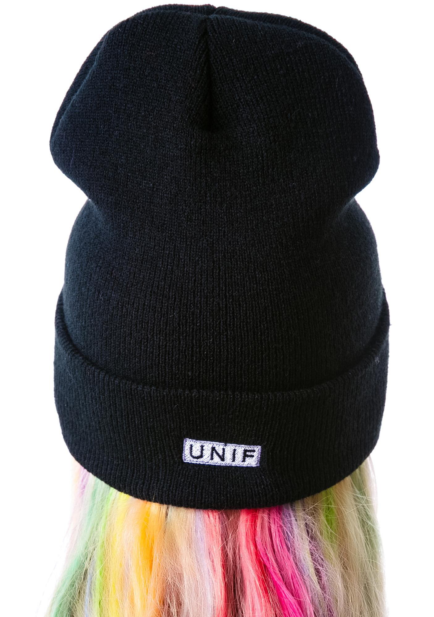 UNIF No Luck Club Beanie