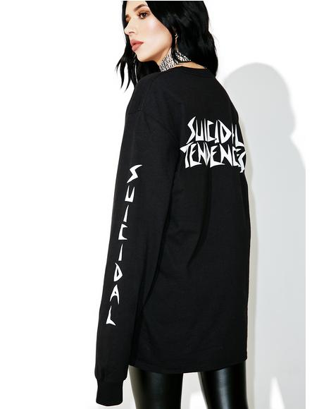 World Gone Mad Long Sleeve Tee