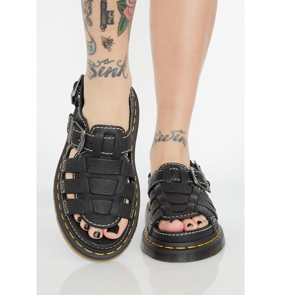 Dr. Martens 8092 Archive Grizzly Sandals