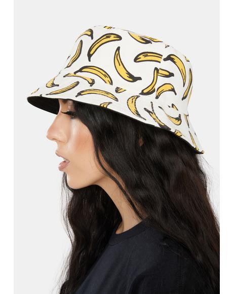 Pure Going Bananas Bucket Hat