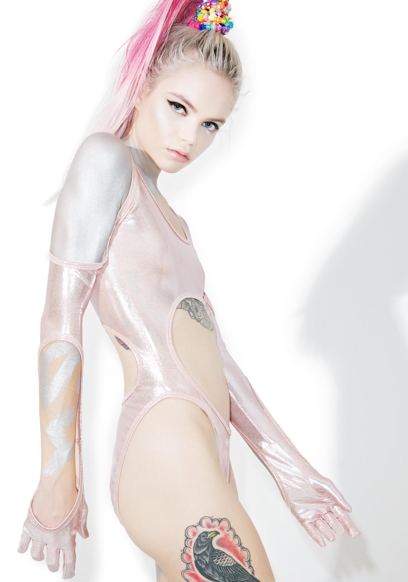 Mamadoux Alien Skin Bodysuit