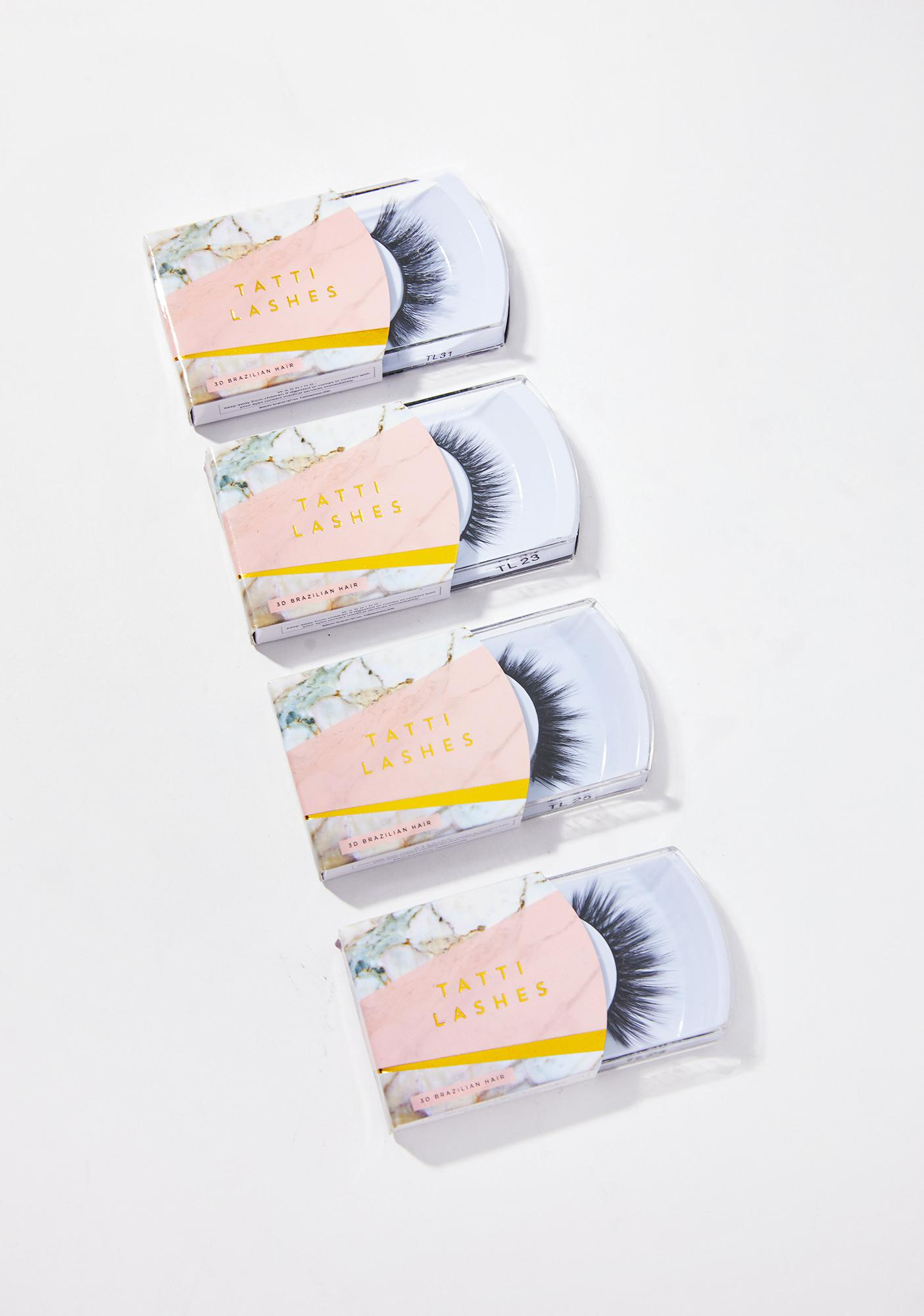 Tatti Lashes Lash Set