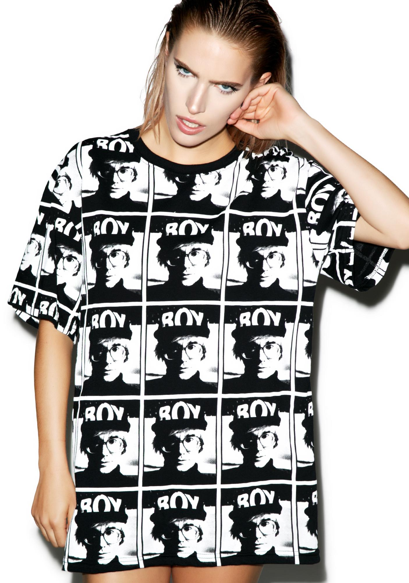 BOY London Allover Warhol Standard Tee