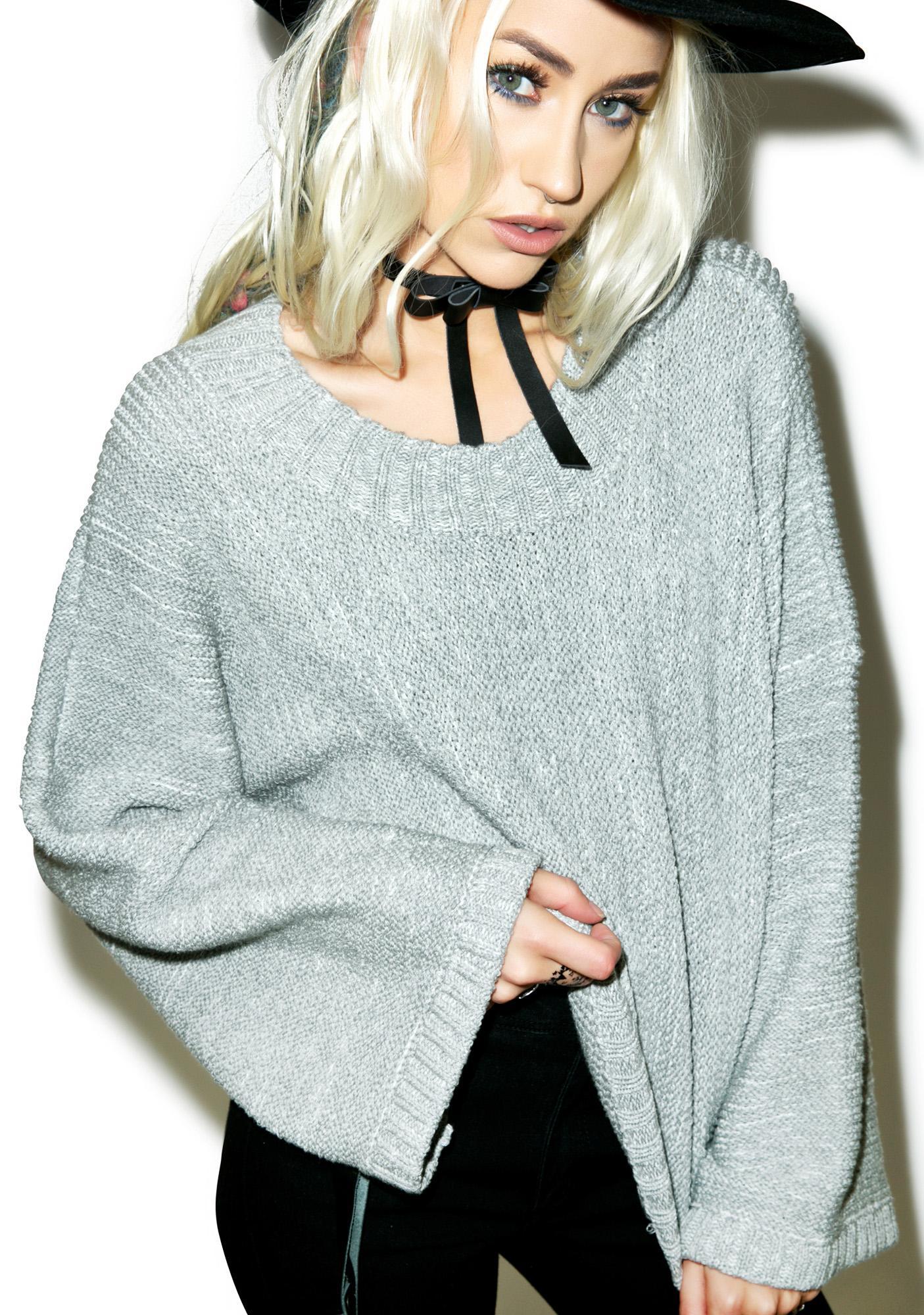 Indah Dreamweaver Hand Knit Sweater
