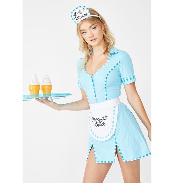 Dolls Kill Room For Dessert Costume Set