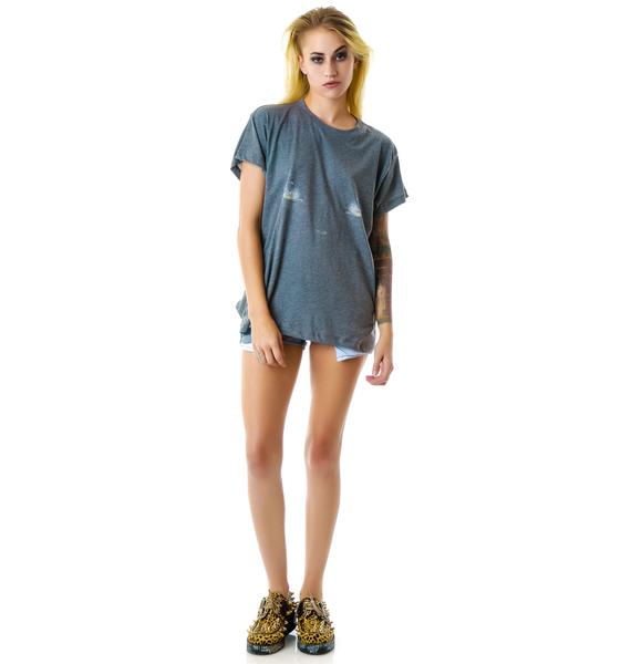Wildfox Couture No Way Jose Oversized Tee