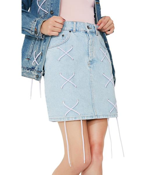 The Ragged Priest Trinity Skirt