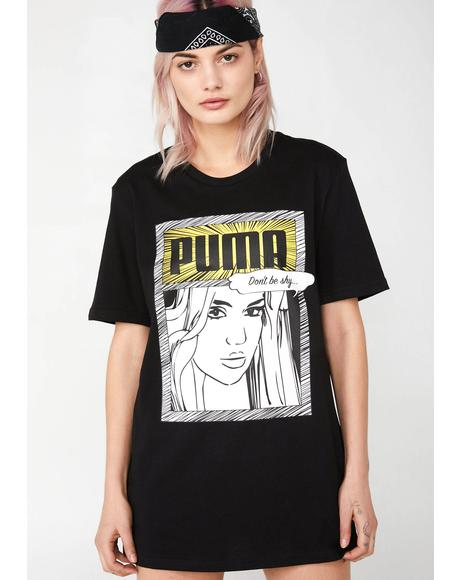 Graphic Comics Tee