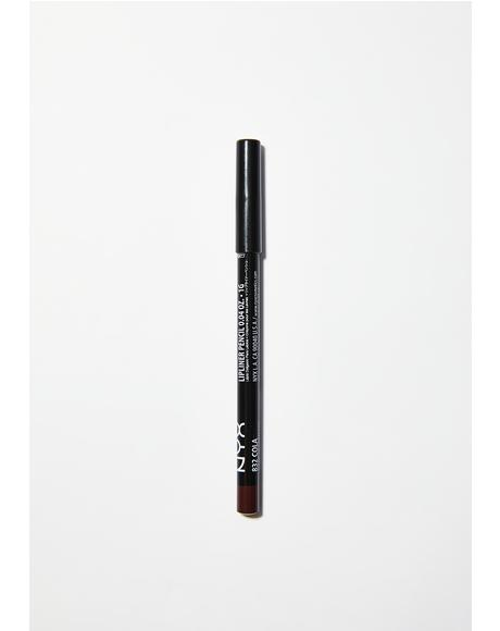 Cola Slim Lip Liner Pencil