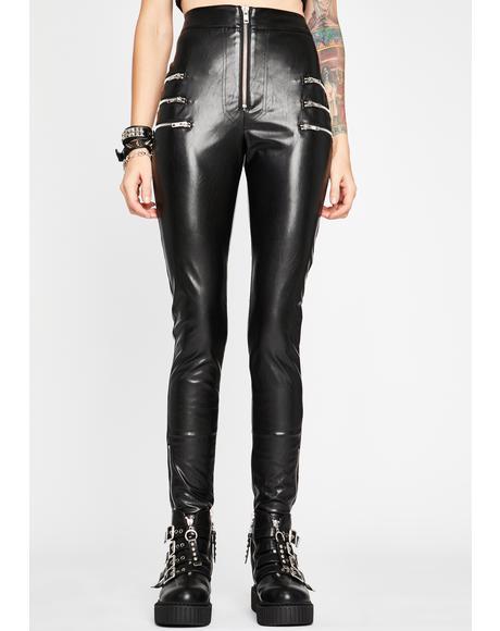 Lady Danger Skinny Pants