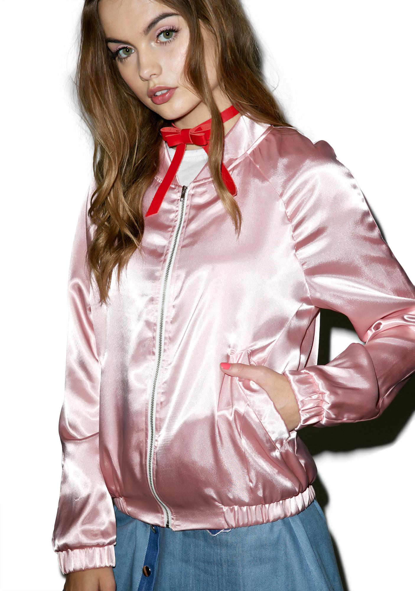 Valfré Mermaid Bomber Jacket