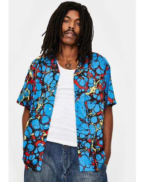 Botched Woven Shirt