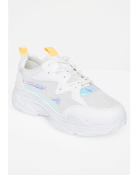 Cosmic Hype Chunky Sneakers