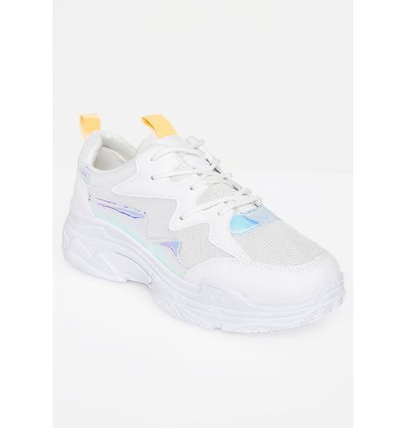 Cosmic Hype Chunky Sneakers