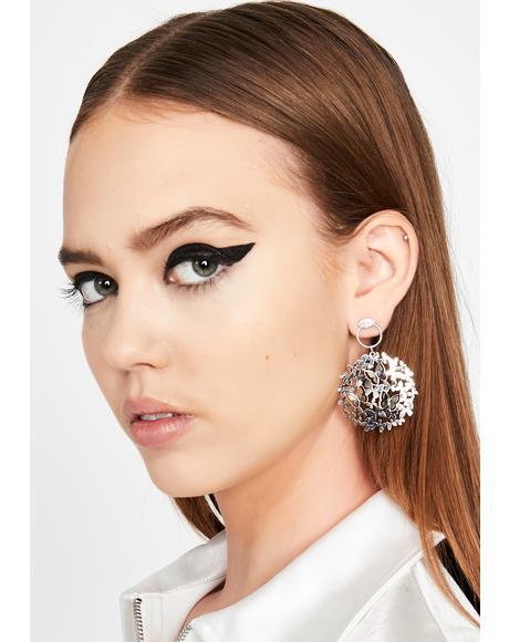 Making Changes Butterfly Earrings