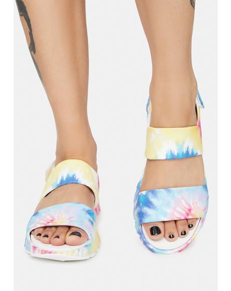 Groovy Footsteps Foamies