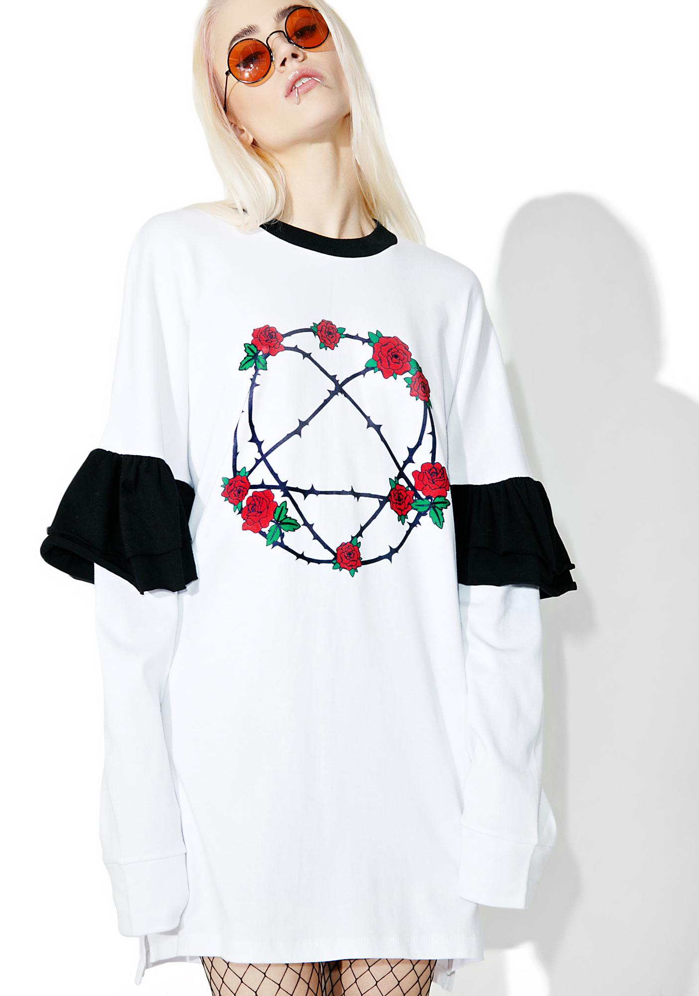 The Ragged Priest Heartagram Dress