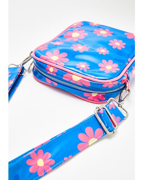 Ditzy Delight Crossbody Bag
