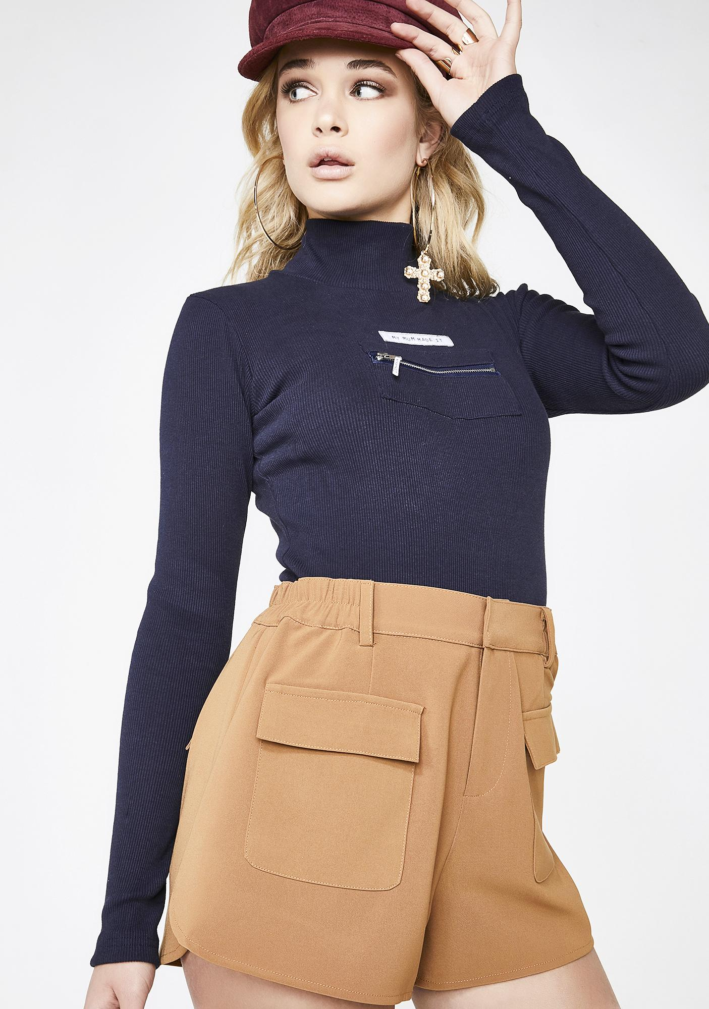 Winter Muse Jamie Shorts