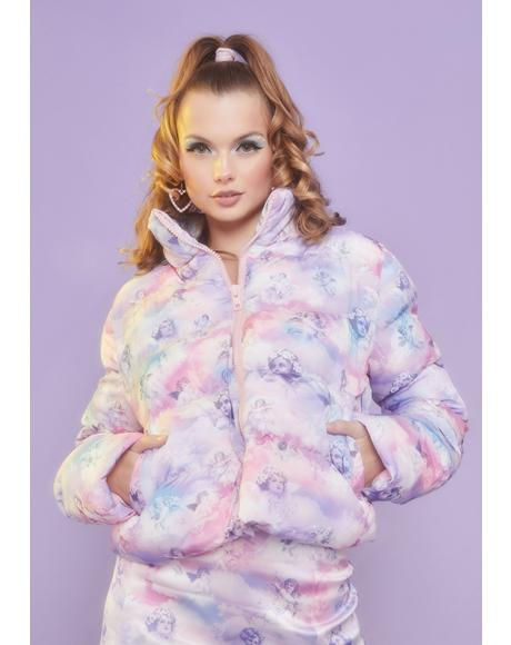 On Cloud Nine Puffer Jacket