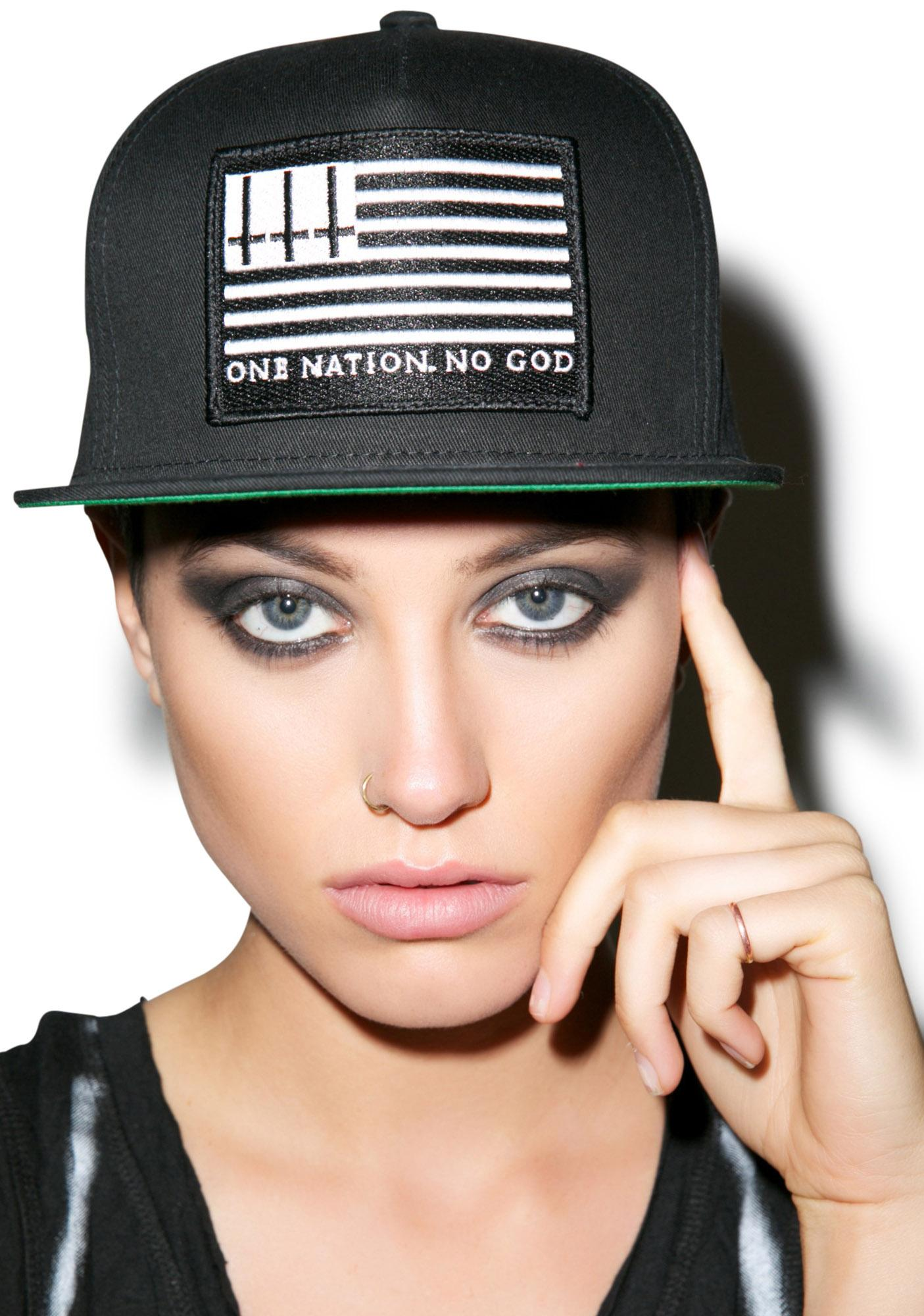 One Nation, No God Hat